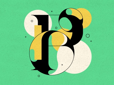 P bubble type bubbles typography letters type 36daysoftype 36days