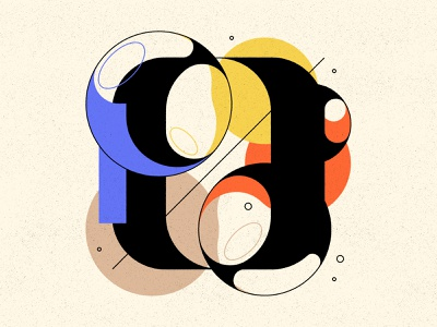 0 bubble type bubbles typography type numbers 36daysoftype 36days
