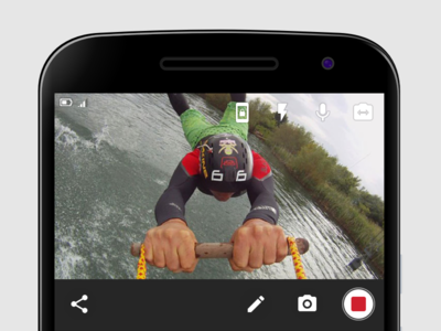 Livestream Android Broadcasting UI livestream broadcast record android video mobile