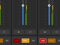 Studio - Flat Redesign