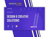 Hedge link Design