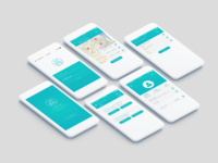 Carcare App Design
