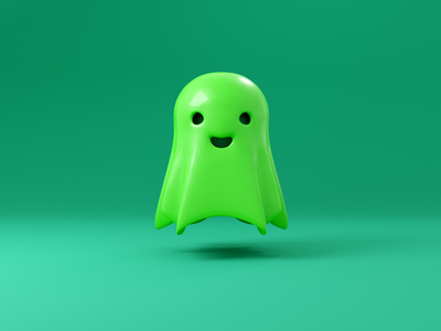 Little Cute Charecter illustration character 3dmodeling 3dmodel blender3d blender 3d