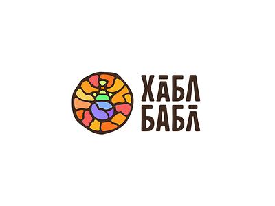 """Logo for kalian store """"Hubl Bubl"""" store identity kalian design branding logo"""