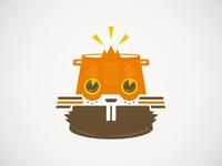 Marmot / Lampshade - Logotype