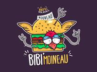 Burger Bibi'Moineau