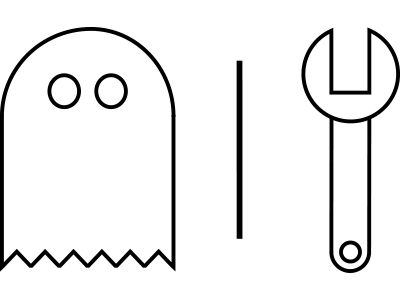 Ghost Mechanics illustration ghost wrench ghostmechanics