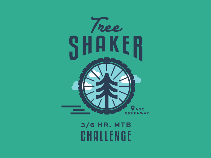 Tree Shaker Mountain Bike Challenge outdoorsy nature trail riding mountain biking race