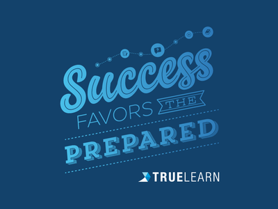 Success Favors the Prepared Shirt 2