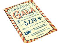 The Greatest Gala Invitation