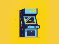 Retro Arcade 🕹