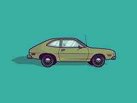 Joyce's Ford Pinto