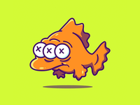 Blinky the Three-Eyed Fish