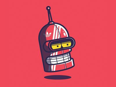Bender Sponsored By Adidas