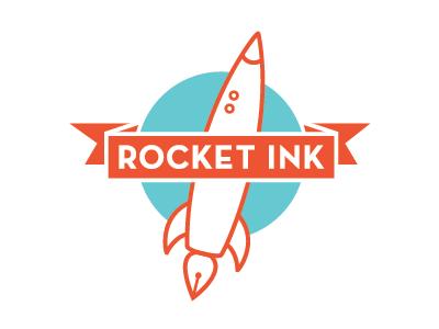 Rocket Ink logo