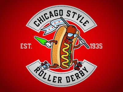 Chicago Style Roller Derby
