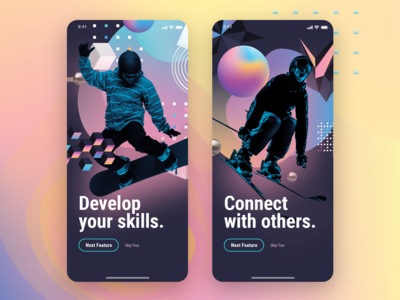 App UI Walkthrough