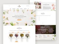 Go Happy Flowers homepage