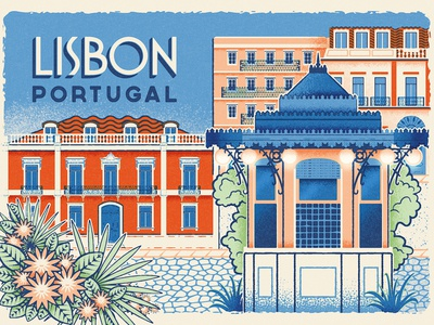 How to Find Old Lisbon - Postcard 2