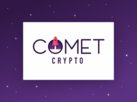 Comet Crypto Logo
