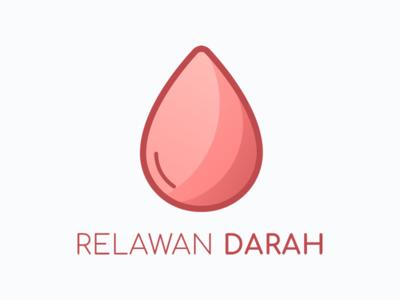 Relawan Darah Logo