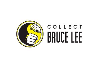 Collect Bruce Lee icon vector art graphic designer branding design illustration typography logo designermike