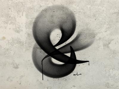 Fat Cap Ampersand toronto lettering artist graphic designer art ampersand lettering graffiti handstyle