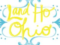 #LandHoOhio