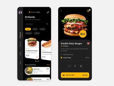 Food Delivery App ios app ios 2020 apps mobile app food app