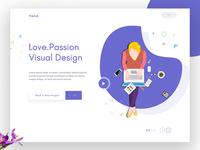 Web UI conceptual Project #08