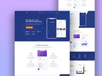 App Landing Page 2