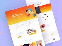 Creative Agency Landing Page.Jpg