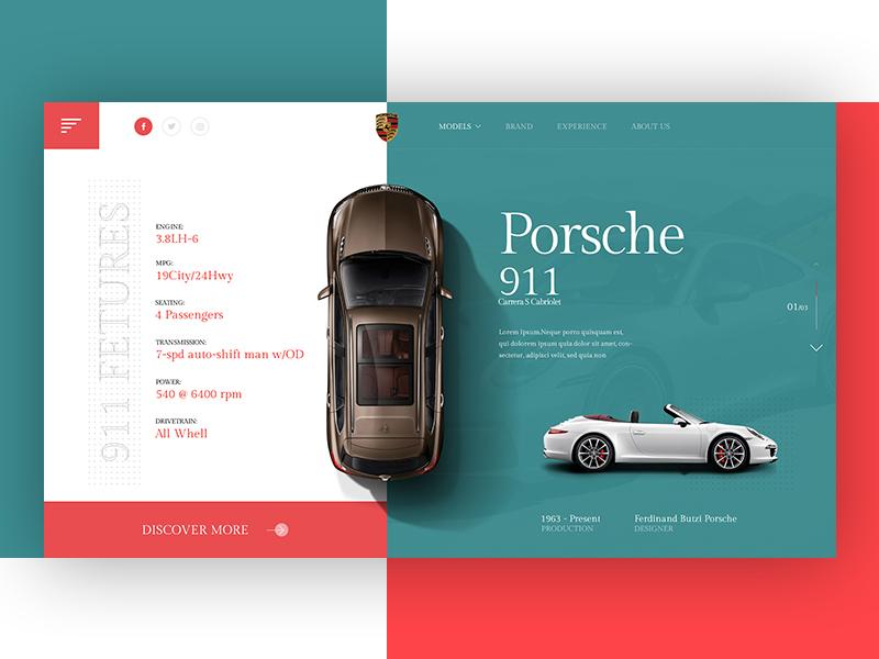 Web slider visual exploration exploration web design slider design design illustration agency branding ui minimal landing web website creative