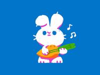 guitarist bunnie