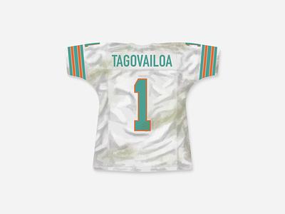 Tua fins uniform florida football tua jersey nfl miami dolphins