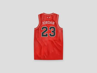 MJ procreate minimal 23 mj basketball nba chicago jersey bulls michael jordan