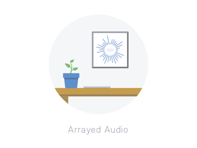 Arrayed Audio