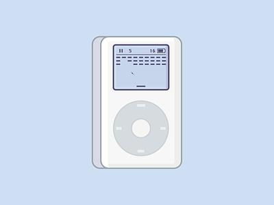iPod Classic Game retro tech ipod 3rd gen classic ipod