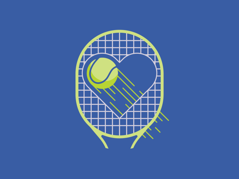 Tennis Love tennis shirt cotton bureau tennis racquet tennis ball us open peoria love all tennis love