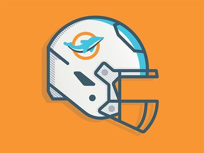 Fins Up nfl helmet football helmet football dolphins fins fins up miami dolphins