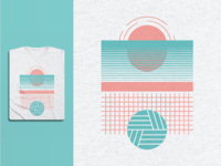 Volleyball dribbble2