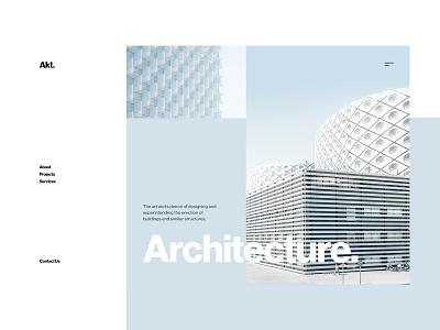 Architecture ui web design design architecture