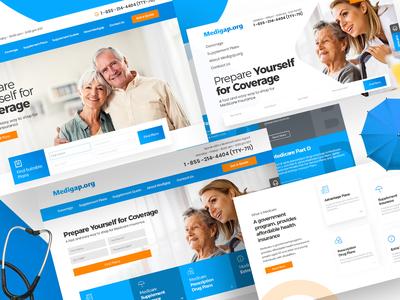 Medigap_Website Redesign