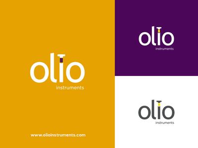 Olio Logo Design