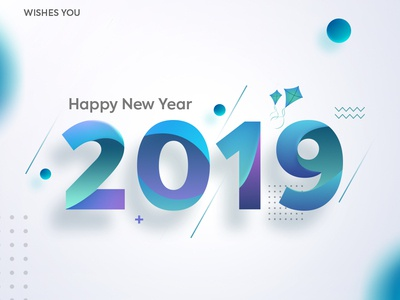 Wishes you a Very Happy New Year