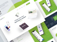 Ad Agency Web Redesign Concepts