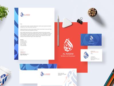 Al Naeem Logo & Branding Design