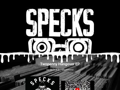 speckspunk.com design web development web design
