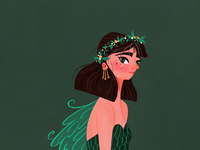 Fairy of the forest
