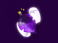 Ghost and cosmos